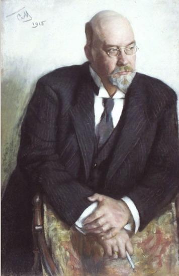 Остроухов И.С. 1915 (Малютин)