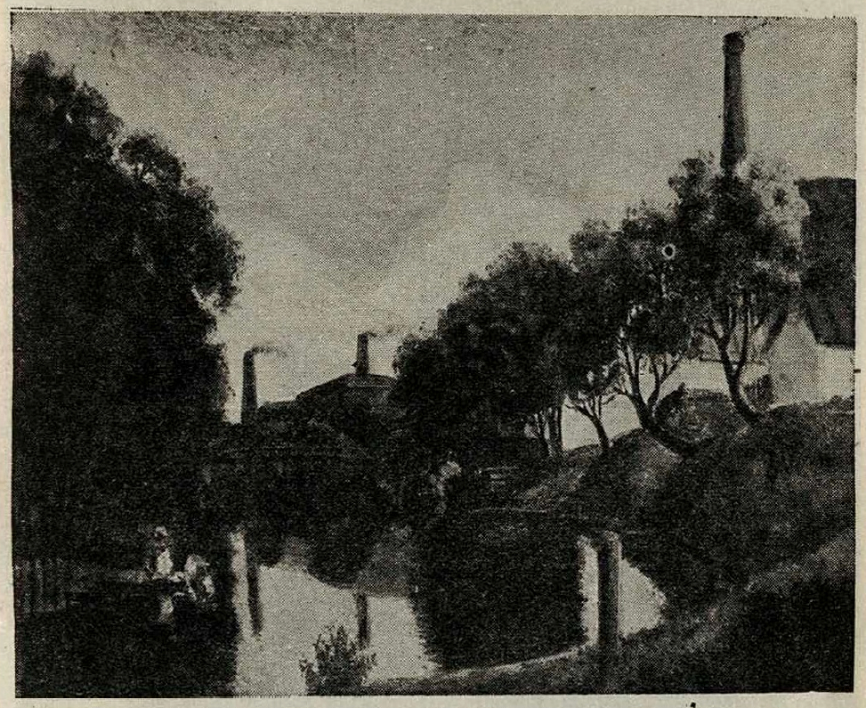 Ряжский. Фабрика на Яузе