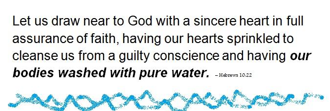 washedbythewater