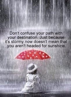 rainstorms