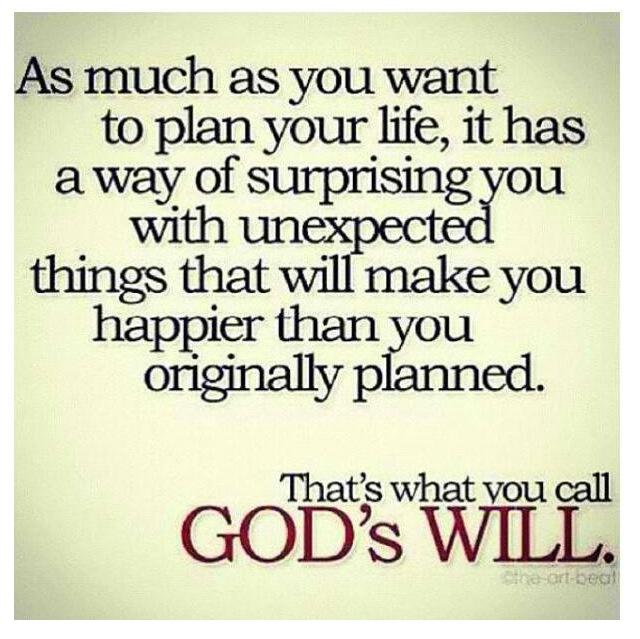 God's will2