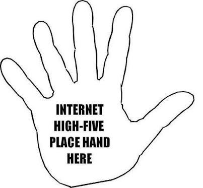high five2