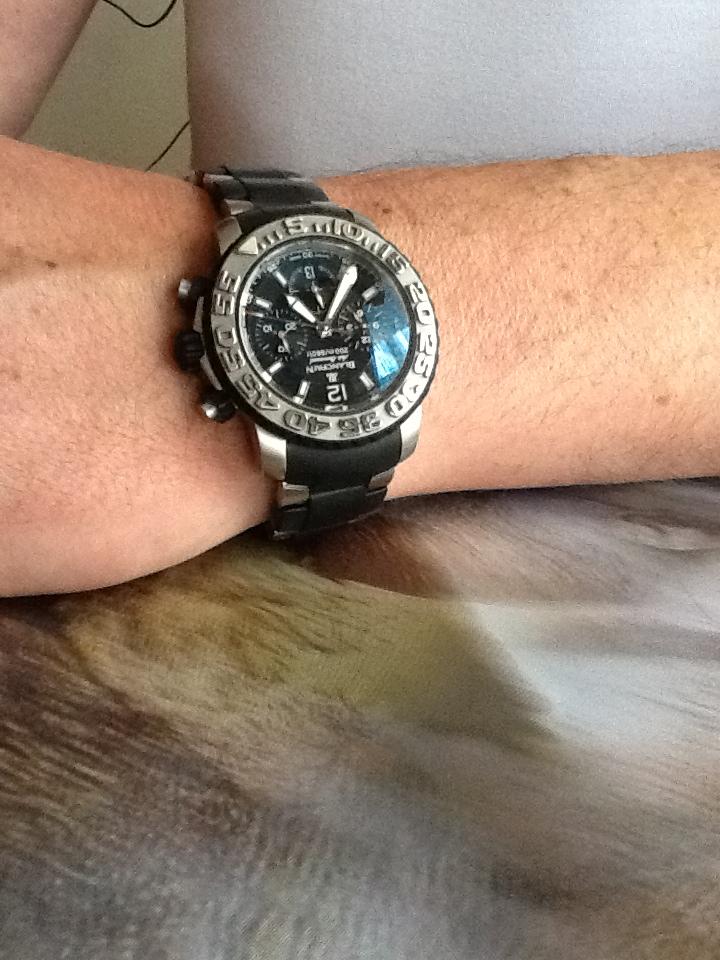 Часы Немцова
