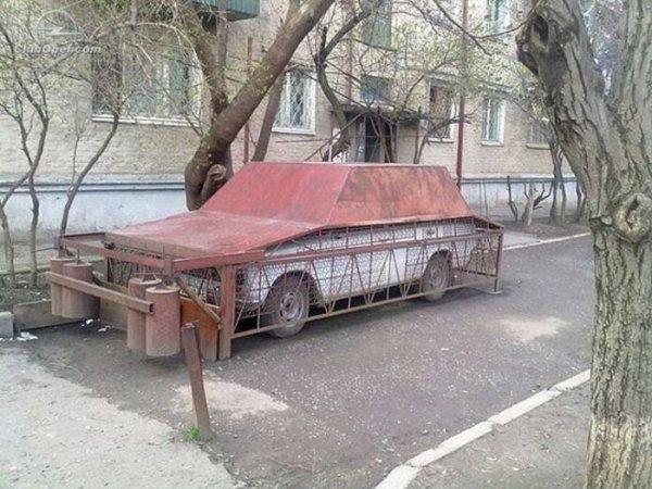 минигаражик