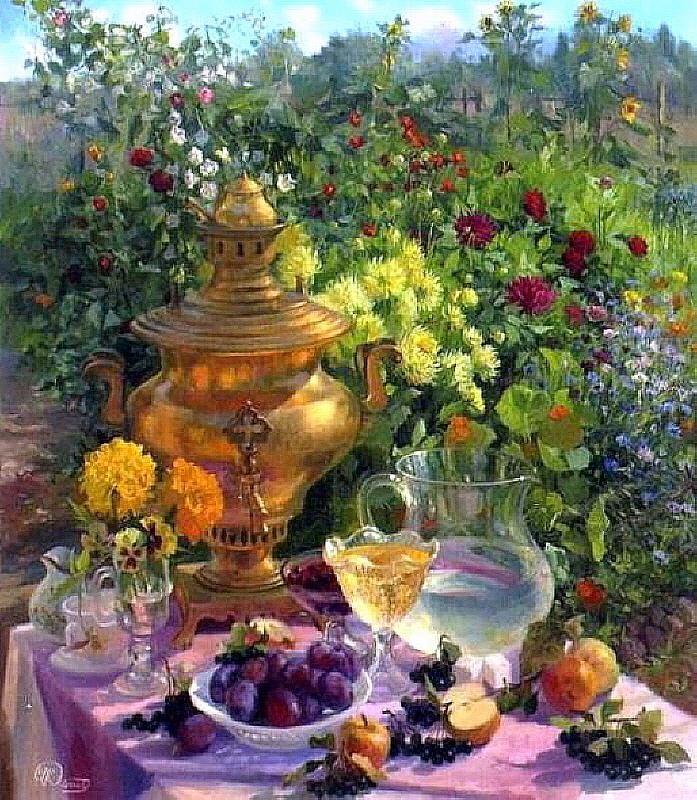 картина Владимира Жданова