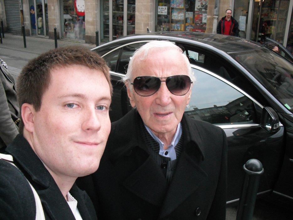 Monsieur Charles Aznavour