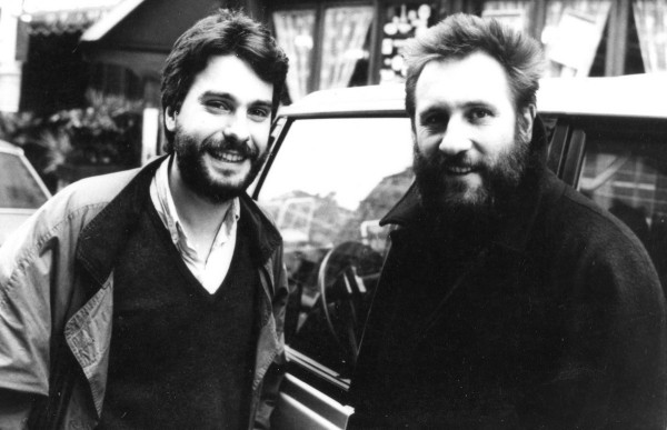 Gerard Depardieu & JL Battini
