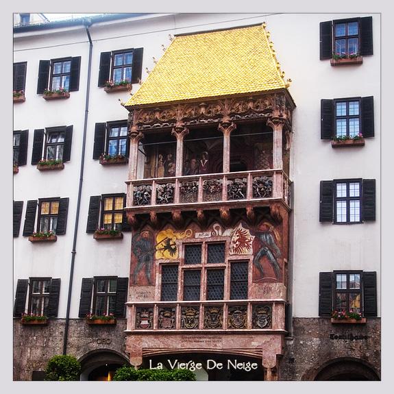 Goldenes Dachl