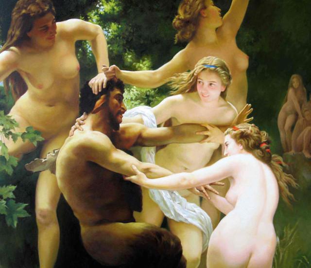 Священные блудницы: как работали проститутки в древности