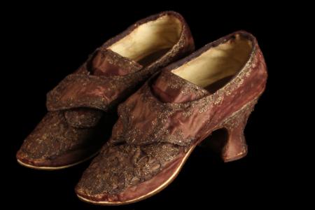 Туфли Марты Вашингтон