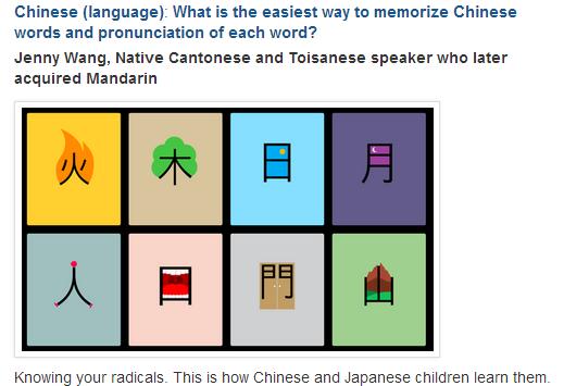 язык китайские иероглифы рисовать