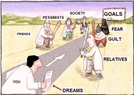 goal - objective - aim. разница