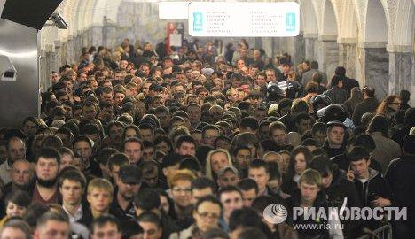 Мнения иностранцев о московском метро
