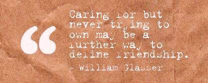 ___caring friendship