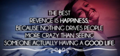 __happiness drives crazy