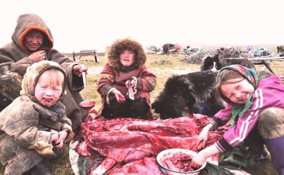 чем хороша диета эскимосов