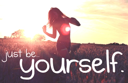 __be yourself