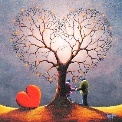 _v day tree
