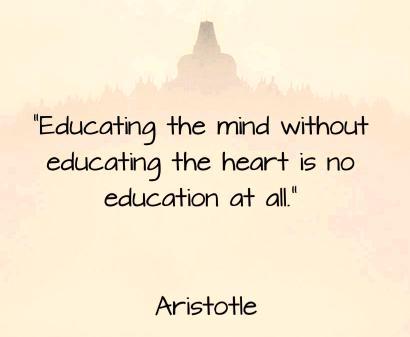 ___educating