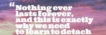 nothing ever last forever 1