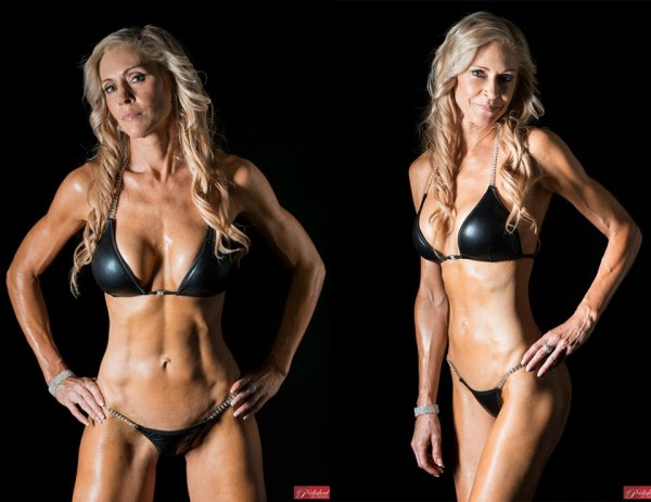 Jane Curnow, 46 лет