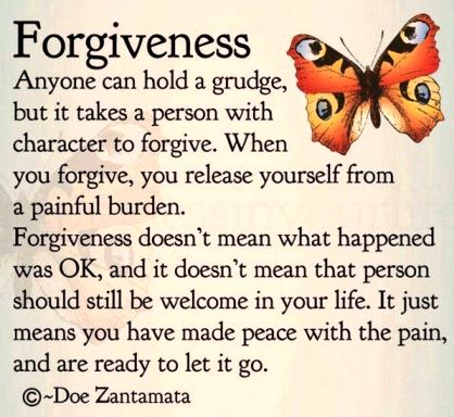 __FORGIVENESS