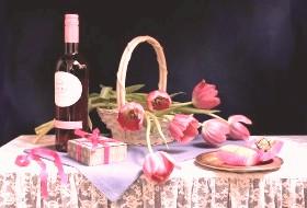 И сломанный стебель тюльпана - как рождаются легенды