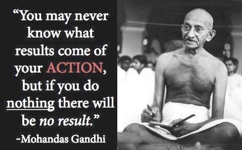 ____result Gandhi