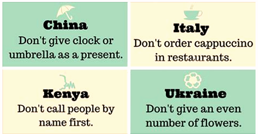 18 travel mistakes -