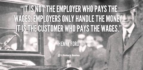 зарплата - wage - salary. разница