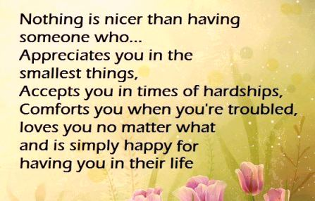 ___nothing is nicer