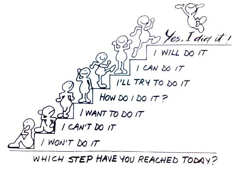 I can do it