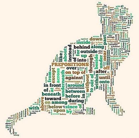 Предлоги именные и существительное - 95 неудобных случаев в английском