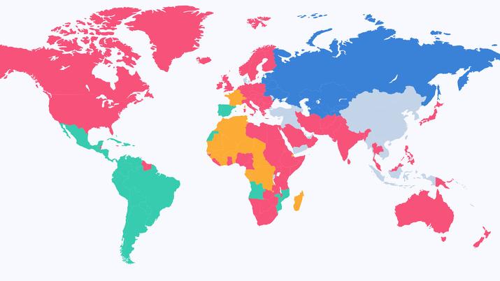 Четыре языка для свободных путешествий по миру