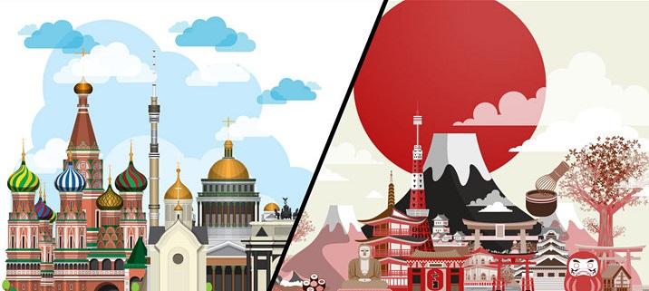 японцы о жизни русских