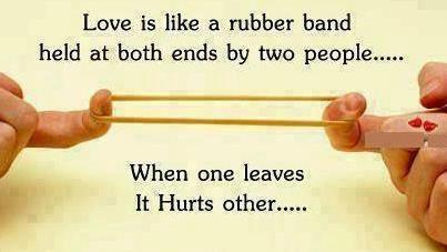 ___love is like rubber