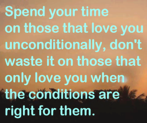 ____spend TIME