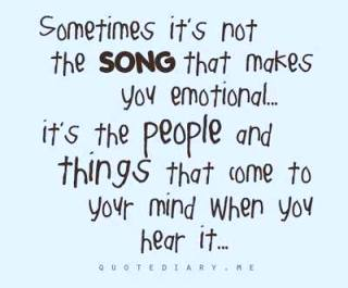 _IT IS NOT the song THAT