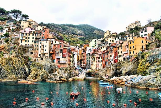 ___Italian Riviera Riomaggiore