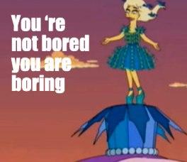 boring p