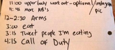 Austen-Lane-workout-schedule 3