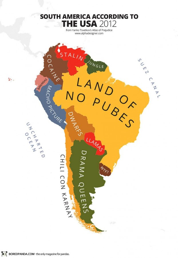 stereotypes of latin americans