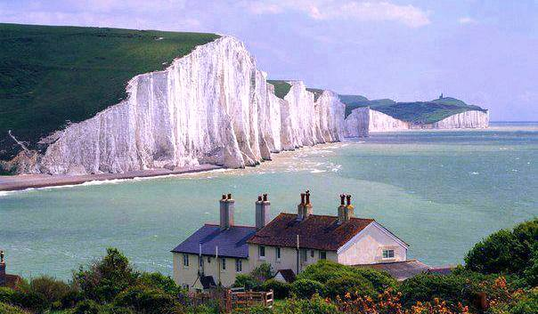 The Seven Sisters, Sussex, England