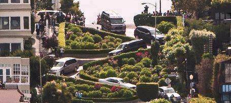 ____Lombard Street, San Francisco 0