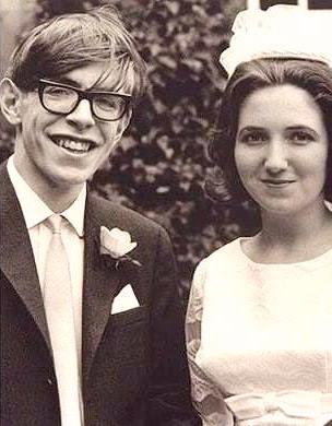 Свадьба Стивена Хокинга и Джейн Уайлд, 1965 г 2