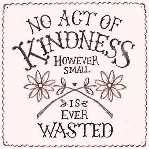 ____act of kindness