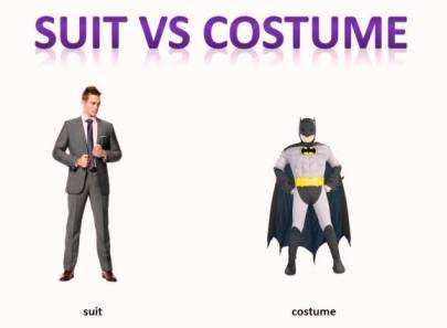suit, costume, dress, clothes, wear. разница