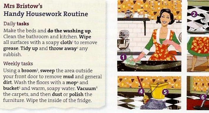 22 housework