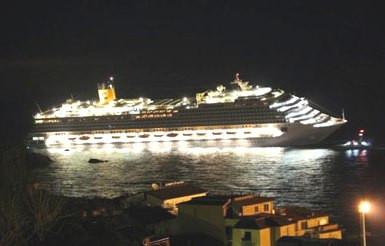 Costa Concordia. поведение большой группы людей при ЧП.