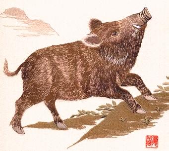 притча - мудрая свинья